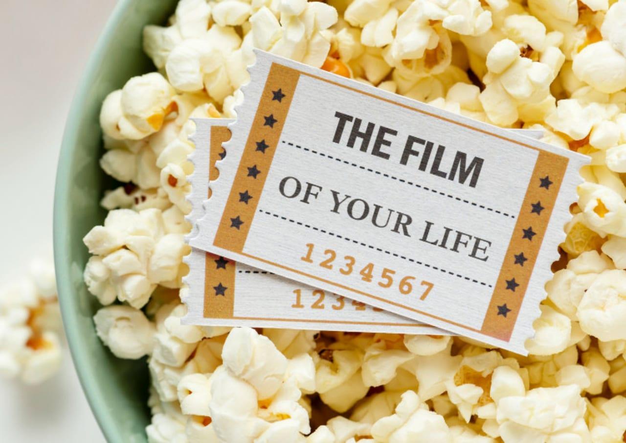 イオンノア店の「ドライブインシアター」が14年ぶりに復活!!!5月15日から毎週末、家族で楽しめる映画作品がラインナップ♪